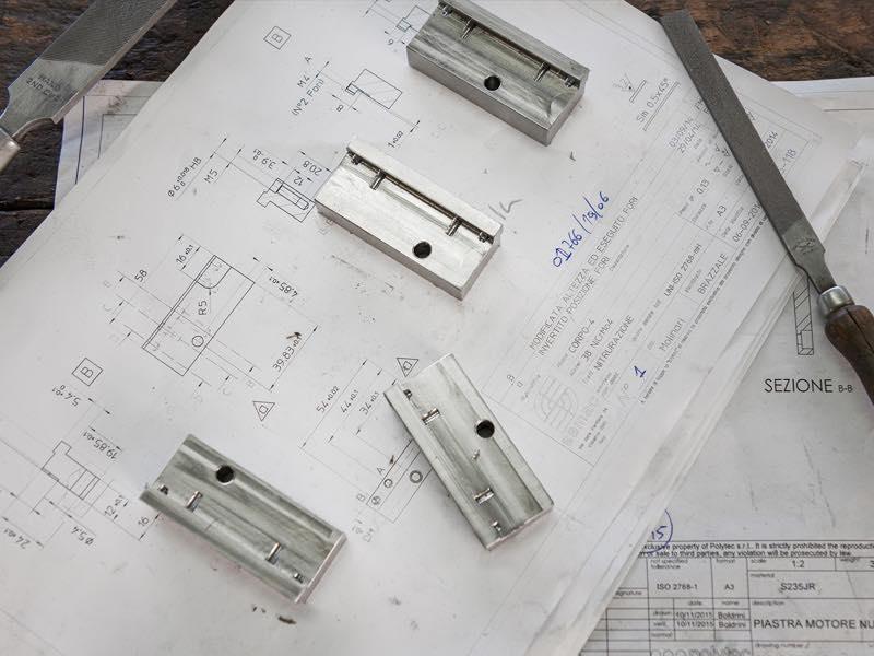 Servizi lavorazioni meccaniche di precisione