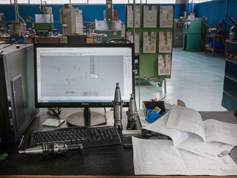 Software CAD CAM lavorazioni meccaniche di precisione